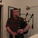 Bagpipes!