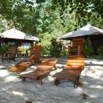 Pulisan Jungle Beach Resort Foto
