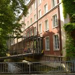 Foto de Basel Youth Hostel