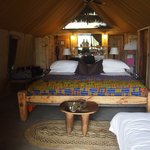 ภาพถ่ายของ andBeyond Grumeti Serengeti Tented Camp