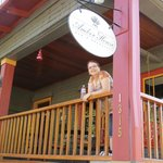 Φωτογραφία: Amber House Bed and Breakfast Inn