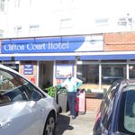 Foto van Clifton Court Hotel