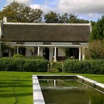 Hawksmoor House at Matjieskuil Farm Foto