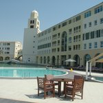 Courtyard Dubai, Green Community Foto