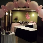 Showers, Birthday Parties, Social Occasions On or Off Premise