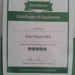 Foto de Eden House B&B