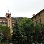 Foto van Glenwood Hot Springs Lodge