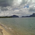 Photo de El Nido Cove Resort & Spa