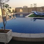 Photo de Corp Executive Hotel Doha Suites