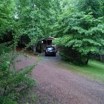 Foto de Rose Creek Campground & Cabins