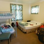Foto de Whangarei Falls Holiday Park & BBH Backpackers