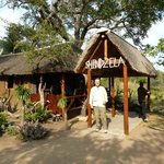 Shindzela Tented Safari Camp�