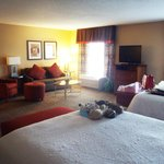 Hampton Inn & Suites Columbus-Easton resmi