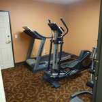 Exercise Room (extremely small)