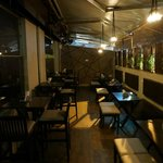 Outdoor Dining at Quarter Pillar (Bar)