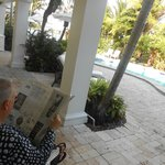 Foto di The Pillars Hotel Fort Lauderdale