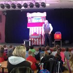 A Punch and Judy - great fun