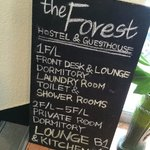 Foto de The Forest Hostel