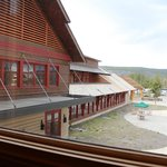 Foto van Old Faithful Snow Lodge and Cabins
