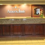 Φωτογραφία: AmericInn Lodge & Suites Grimes