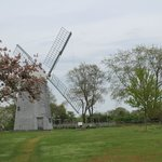 The 1812 Sherman Windmill