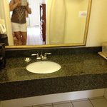 Bathroom and me :)
