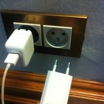 Room - Electric Outlet