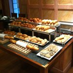 Breakfast - Breads area
