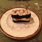 Dessert - Rich European Port/Muscat Chocolate Cake