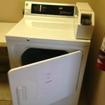 Laundry room Dryer out of order