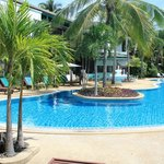 Foto de First Bungalow Beach Resort