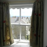 Room 7, partial sea view single