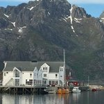 Photo of Henningsvaer Bryggehotell