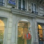 BEST WESTERN Elysees Paris Monceau resmi
