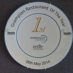 Grampian Restaurant of the Year Award