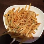 Truffle fries are a must!