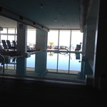 Bibione Palace Suite Hotel roof top pool