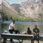 Convict Lake Resort resmi