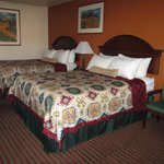 Foto de BEST WESTERN Mimbres Valley Inn