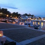 Skiathos harbour