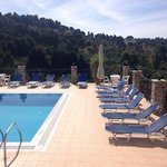 Skiathos Diamond Apartments resmi