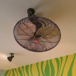 Ceiling Fan - super oldschool