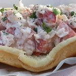 Fresh, Maine Lobster Roll