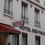 Photo of Hotel des Facultes