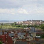View of Barry Island from Room 2