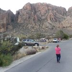 Foto di Chisos Basin Campground