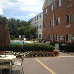 Foto van MainStay Suites Greenville Airport