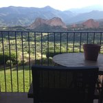 صورة فوتوغرافية لـ ‪Garden of the Gods Club and Resort‬