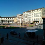 View of the Piazza from the room