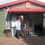 Φωτογραφία: Moanarua Beach Cottage B&B